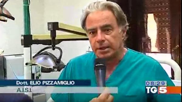 Dr. Pizzamiglio - Intervista TG5
